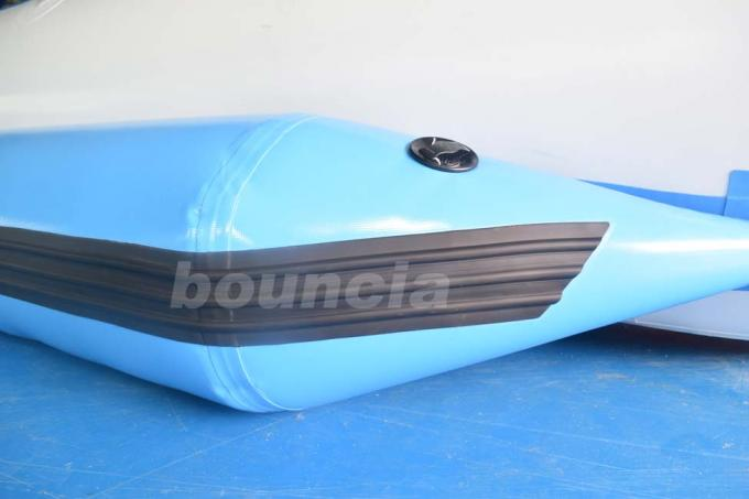 0.9mm PVC Tarpaulin Inflatable Towable Banana Boat Tubes For Water Sports