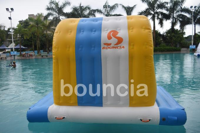 Bouncia Inflatable Floating Water Park Giant Inflatable