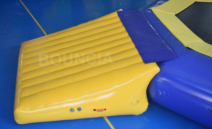 0 9mm Pvc Tarpaulin Inflatable Floating Water Trampoline