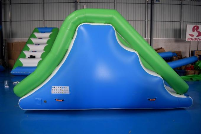 New Inflatable Floating Water Slide For Water Games