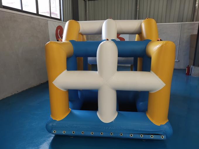 Children Inflatbale Water Game Climber With Air Pump CE Approved