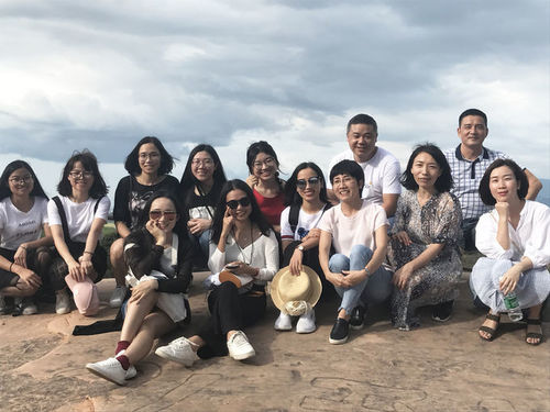 china latest news about 2018 Bouncia Team Chenzhou Trip