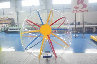 China 1.6m Diameter TPU & PVC Inflatable Water Ball With CE Certificate factory