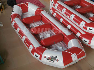 Inflatable Raft Boat Inflatable River Rafts With Durable Base