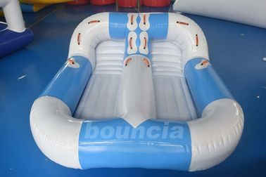 China Inflatable Towable Water Sports Equipment For Adults Or Kids factory