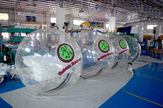 2m Diameter Transparent Inflatable Walk On Water Ball For Pool