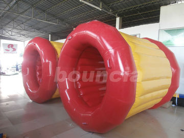 China Water Park Inflatable Floating Water Roller For Sale factory