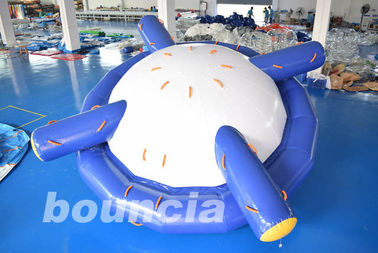 China Inflatable Water Sports, Inflatable Water Saturn Rocker For Children Games factory
