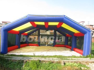 China Durable Inflatable Paintball Field For Paintbll Sport Games factory