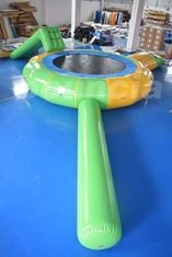 5m diameter  Seaside Inflatable Water Trampoline For Water Blob