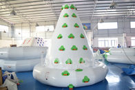China Kids Inflatable Water Sport , Large Inflatable Water Climbing Wall For Water Park factory