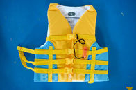 China Water Park Inflatable Life Jacket / Life Vest For Sea Or Lake company