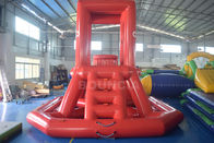 China 0.9mm PVC Tarpaulin Inflatable Lifeguard Tower for Water Park factory
