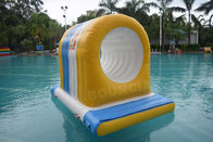 Inflatable Water Park For Party, Pool Inflatable Water Games For Rental Business supplier