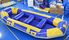 China River Inflatable Rafting Boat / Inflatable Drift Boat With EN15649 Certificate company