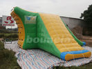 Durable Inflatable Water Sport , Inflatable Water Tower For Lake / Sea wholesalers