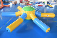 China Inflatable Water Sport Games / Inflatable Water Floating Toys For Pool factory