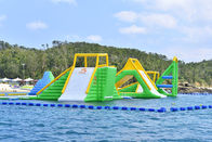 China Giant Inflatable Aqua Park Sports Equipment / Inflatable Water Park Games For Sea factory