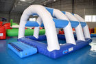 Commercial Inflatable Water Park Games / Adult Water Obstacle Course supplier