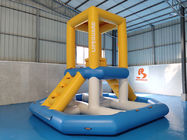 0.9mm PVC Tarpaulin Inflatable Lifeguard Tower for Water Park supplier
