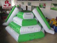 Commerciële grade PVC dekzeil opblaasbare Water Slide WS18 gebruikt in Water Park exporteurs