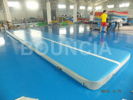 Double Wall Fabric Material Inflatable Air Tumble Track / Air Track Factory