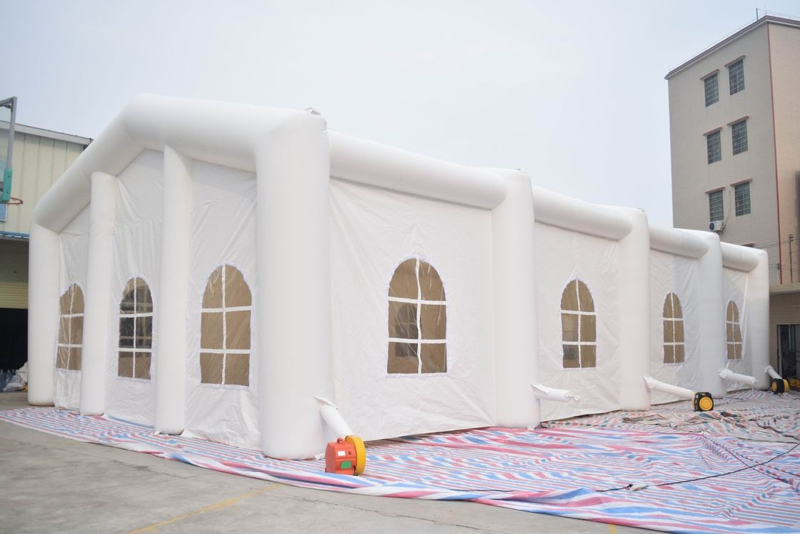 White Color 6m High Inflatable Tent Inflatable Wedding Tent & Color 6m High Inflatable Tent Inflatable Wedding Tent