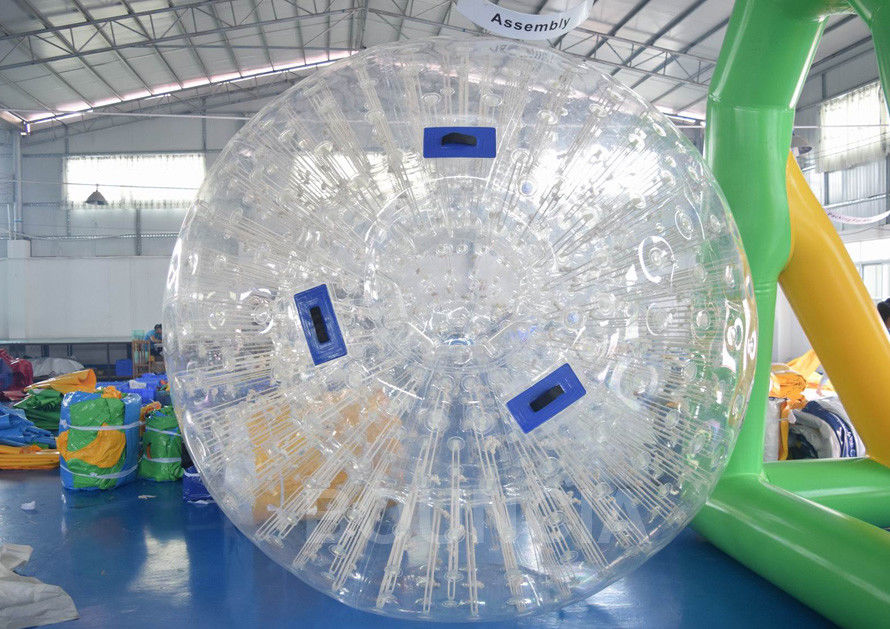 1.0mm TPU Body Zorb Ball Without Harness For Walk On Grassland supplier