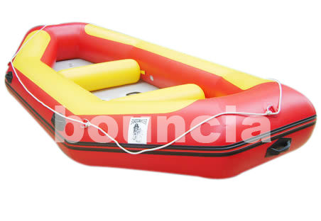0.9mm Thick (32oz) PVC Tarpaulin River Rafting Boat For Commercial Use supplier