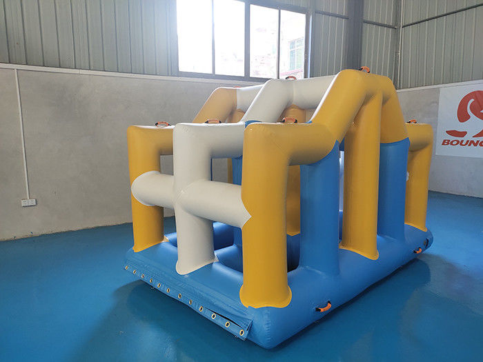 Children Inflatbale Water Game Climber With Air Pump CE Approved supplier